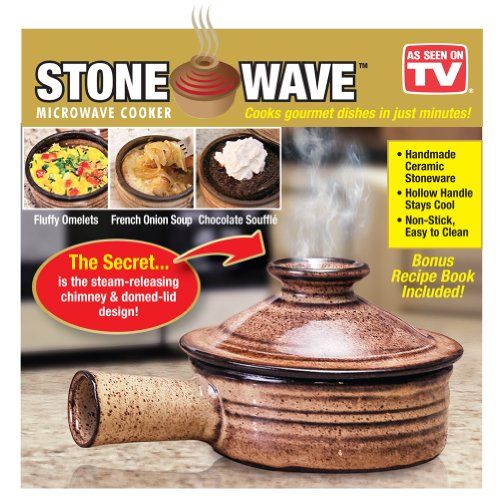 Potato Express Cooker Stone Wave Microwave Multi City As Seen On Tv