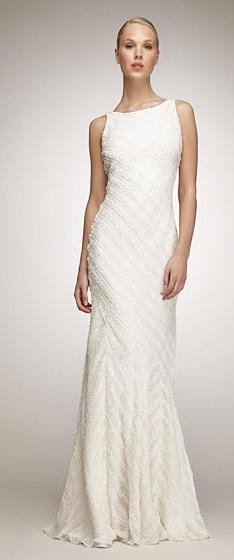 Pnina Tornai :: Isaac Mizrahi Bridal Collection :: http://www.bellavitastyle.com/?p=3967