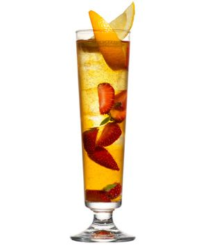 Image result for pimms and lemonade
