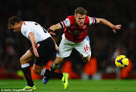 Arsenal v Liverpool - live Premier League | Mail Online