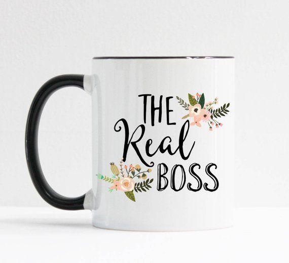 Secretary Mug Best Secretary Ever Secretary Day Floral 15oz Coffee Mug