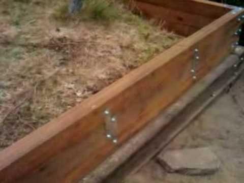 Backyard Retaining Walls You Tube