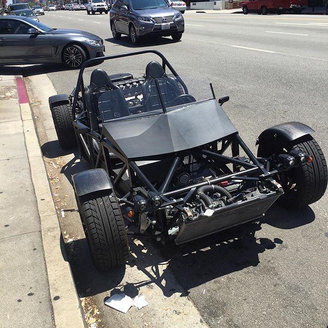 Specter Motors Nemesis prototype. Street legal Arial Atom is the idea. 200 hp 1200 pounds. Spectermotors.com #spectermotors by motortrend