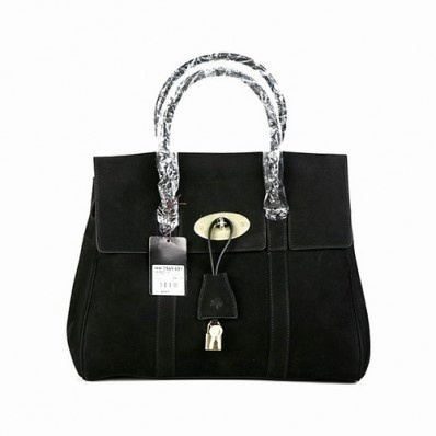 Elegant Mulberry Women Bayswater Cow Suede Shoulder Bag Black £176.66 go to http://www.mulberryoutletyork.me.uk