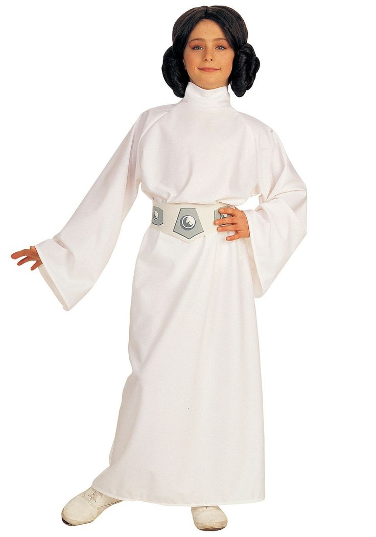 Costume Direct - Star Wars - Princess Leia Kids Costume, $64.99 (http://www.costumedirect.com.au/star-wars-princess-leia-kids-costume/)