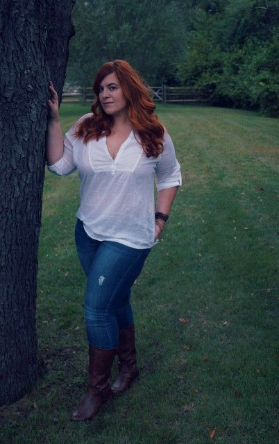 17 Best Images About How To Dress A Fat Girl On Pinterest -1505