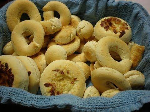▶ Pan de queso o Chipa, receta tipica de Paraguay y Nordeste Argentino. - YouTube