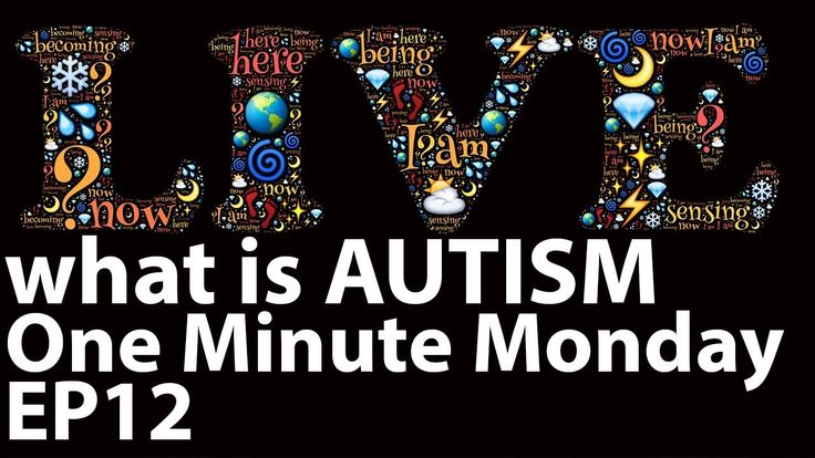 What is AUTISM One Minute Monday Episode 12