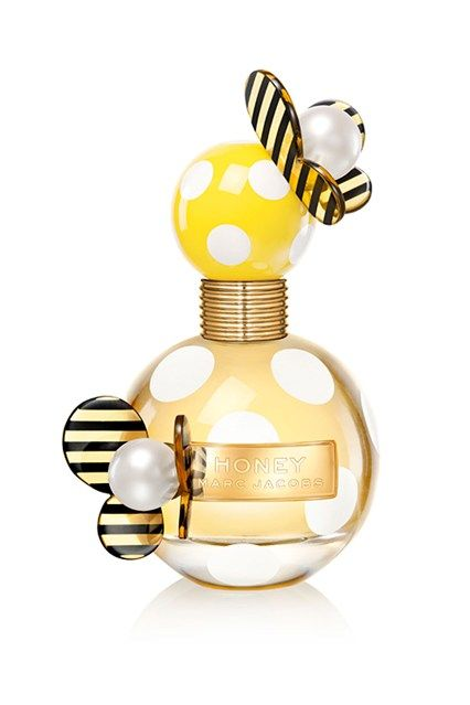 Marc Jacobs New Fragrance Perfume Honey 2013 (Vogue.com UK)