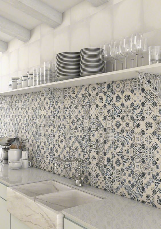 Deco: Los azulejos hidráulicos están de moda | Carolina Toledo