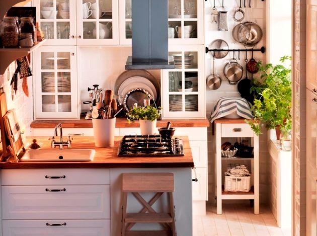 Die besten 25+ kleine Küchen Layouts Ideen auf Pinterest Küchen - kleine küchenzeile mit elektrogeräten