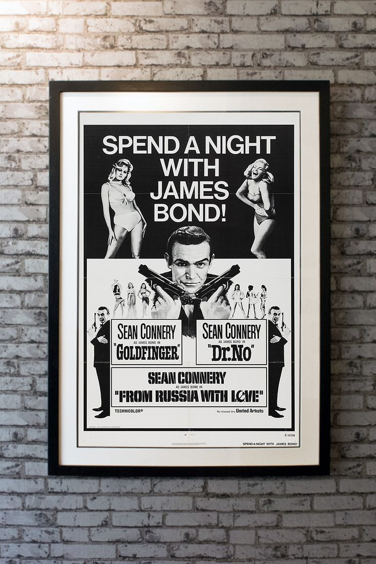 Spend a Night with James Bond Film Festival (1972)