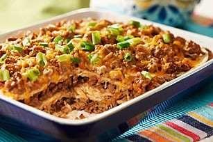 in style handbags mexican lasagna  Favorite Recipes