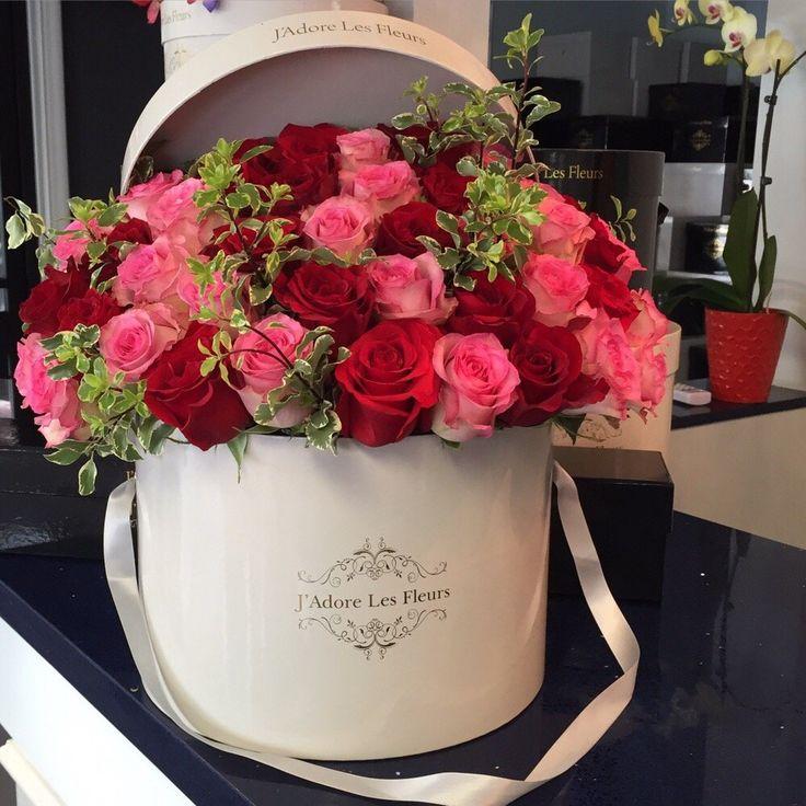 J Adore Les Fleurs Bouquet Roses Elegant Flowers