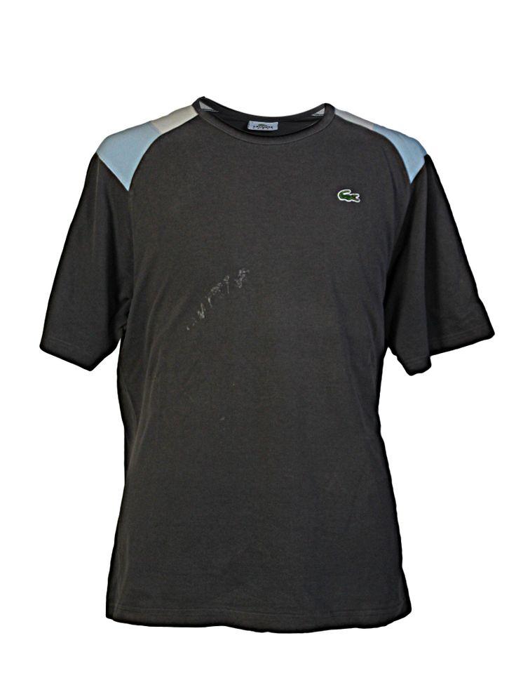Preloved Vintage Clothing |Lacoste Men T Shirt Short Sleeve