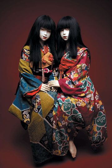 Creepy Japanese Toy : Best doll japanese artists images on pinterest