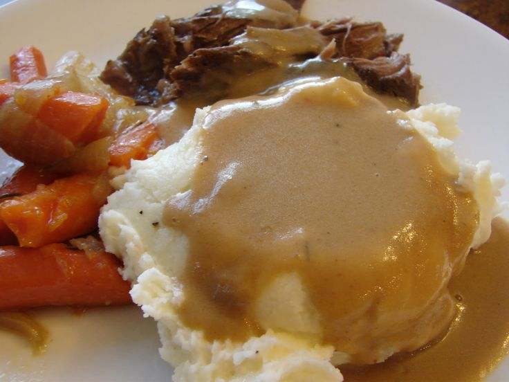 Homemade gravy can be very useful, especially over some meat and veggies. My neighbor gave me this recipe, and I've been using it ever since! Check it out.      You'll Need:      ¼ cup of fat from pan drippings