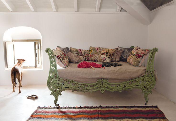 Casa de Eugenia Silva en #Extremadura - AD España, © Ricardo Labougle www.revistaad.es