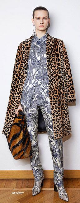 Roberto-Cavalli-Pre-Fall-18 - image from vogue.com
