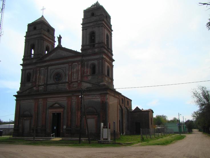 Iglesia San Pedro Norte, Camino Real