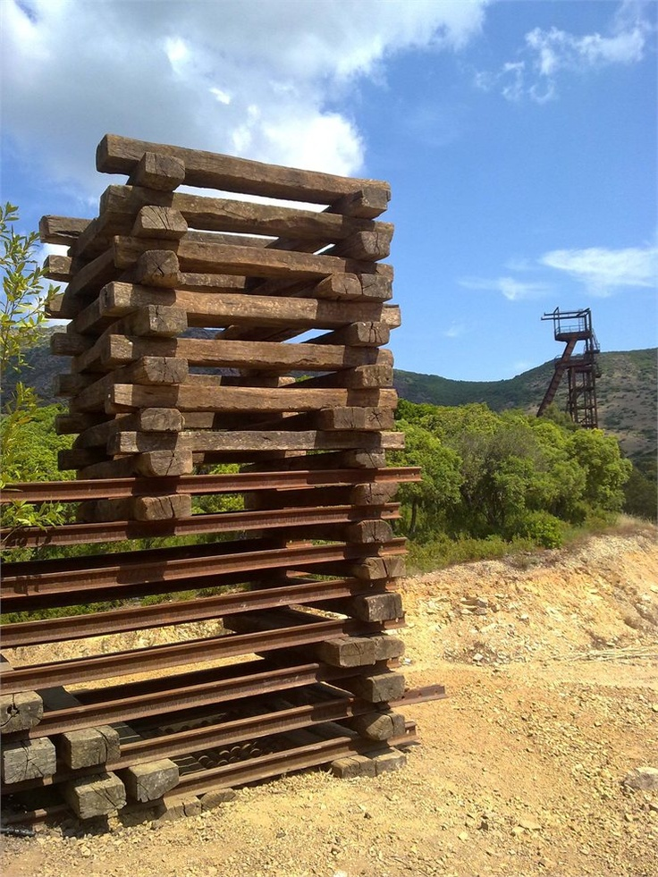Installation, Sardegna, 2012 #italy