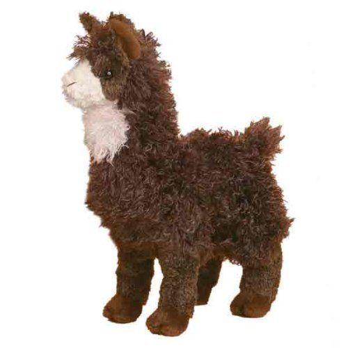 Choco Llama by Douglas Cuddle Toys ? The Toy Shop