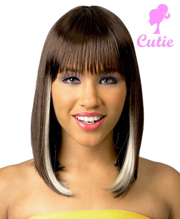 New Born Free Cutie Collection Wig CT06
