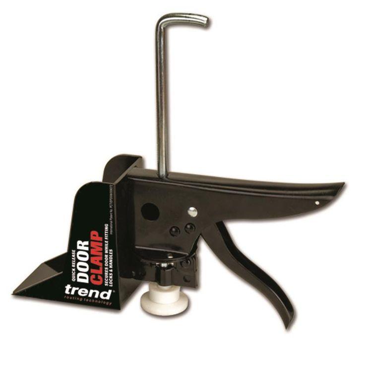 Trend U*D/CLAMP/A Door Clamp Ratchet Type