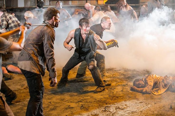 "Daryl and Merle Dixon ~ S3 Ep08 ""The Suicide King"""
