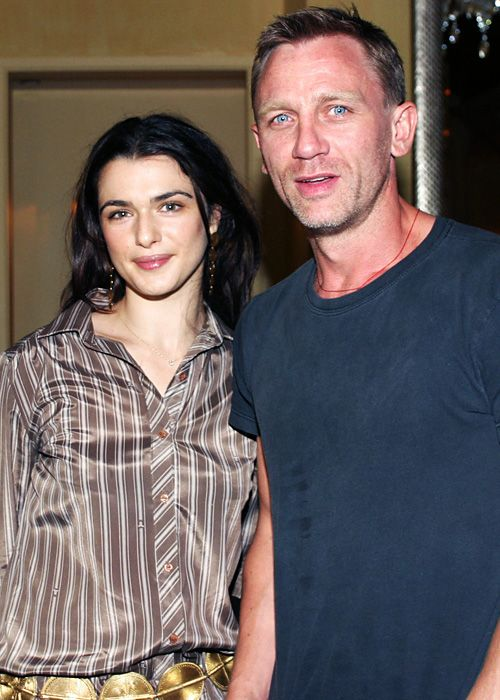 Celebrity Wedding Photos! - Rachel Weisz and Daniel Craig: June 22, 2011 from #InStyle