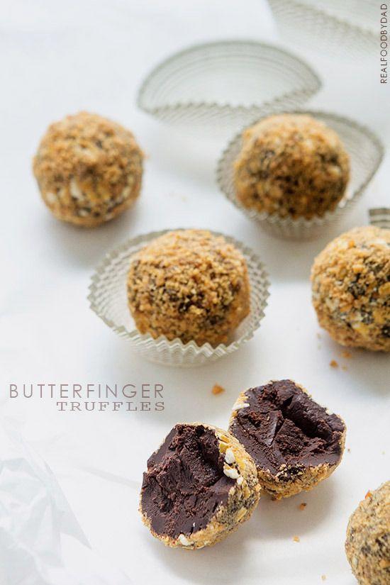 Butterfinger Truffles