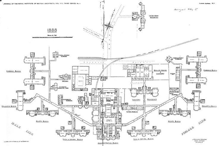 #canehill #asylum #blueprint