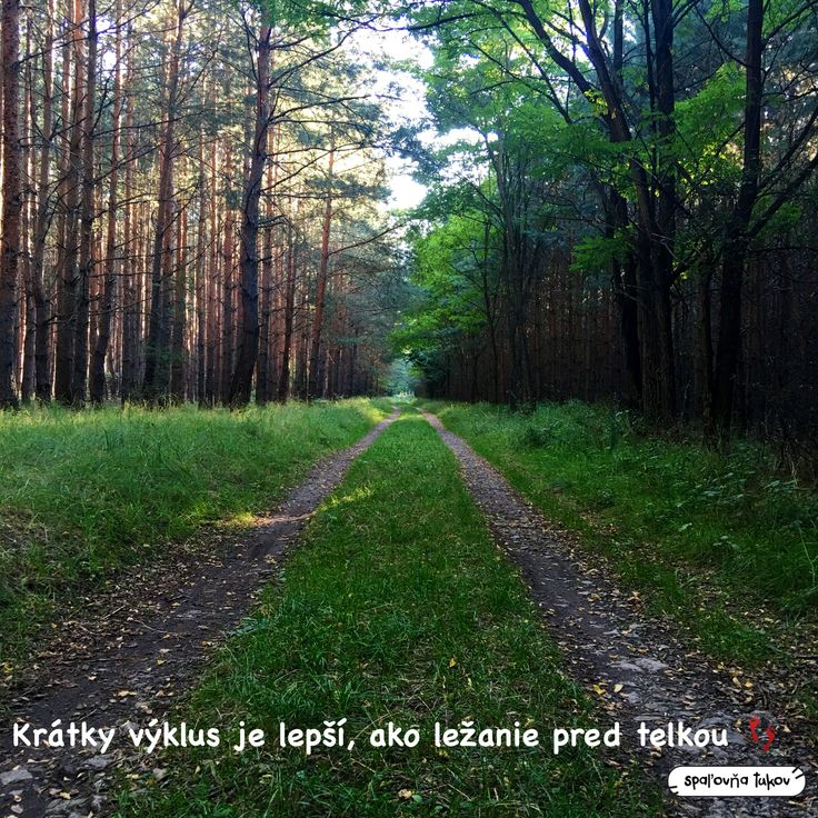 Áno - pre moje telo i dušičku ✔🙃 www.spalovnatukov.sk