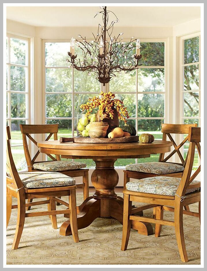 73 Reference Of Dining Room Decor Pottery Barn Extending Dining Contemporary Dining Room Design Round Dining Room Round Dining Table Decor