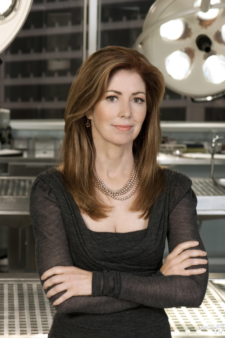Megan Hunt from Body of Proof
