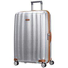 Buy Samsonite Litecube DLX 4-Wheel 82cm Suitcase Online at johnlewis.com