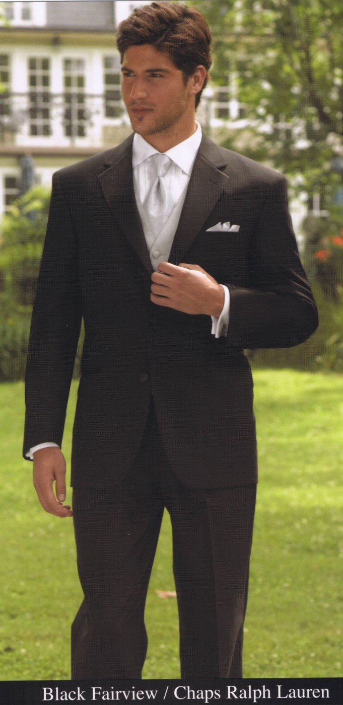 *Wedding Photography. I need a sexy picture of my man. Ralph Lauren - Black and silver tux