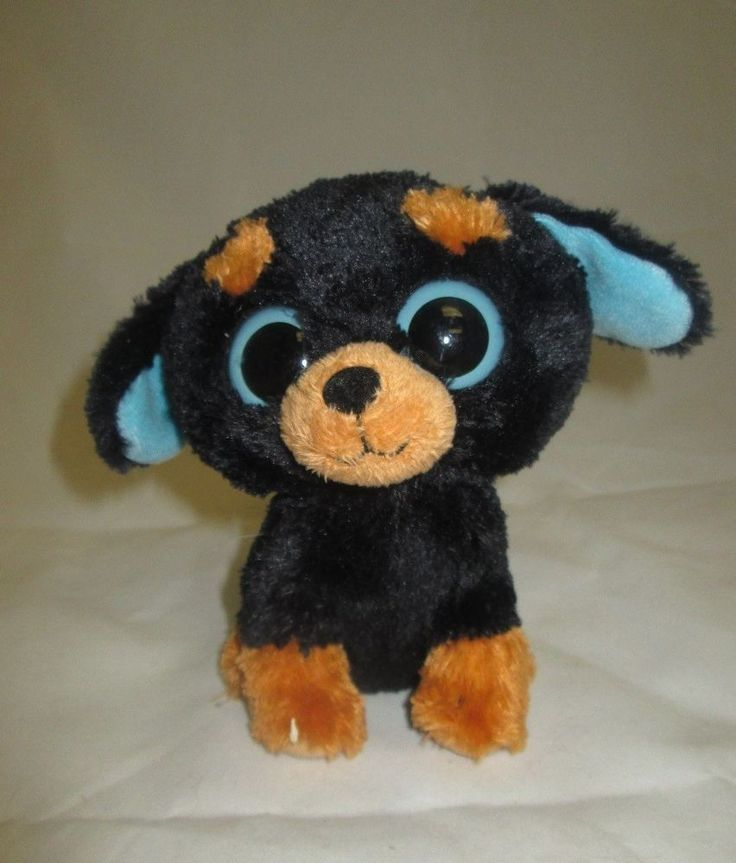 TY BEANIE BOOS TUFFY the 6