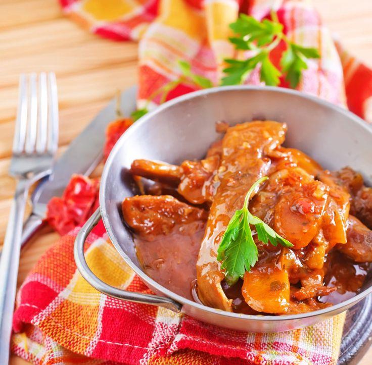 Pomidorowy kurczak - Natalia  - przepis po kliknięciu z zdjęcie