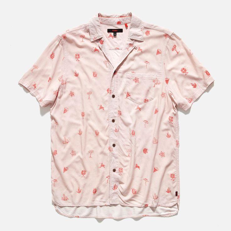 Solstice Woven Shirt