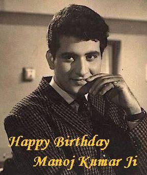 FilmyTune Wishes a very #HappyBirthday 🎂to the Legendary Actor Shri Manoj Kumar Ji #HappyBirthdayManojKumar Ji