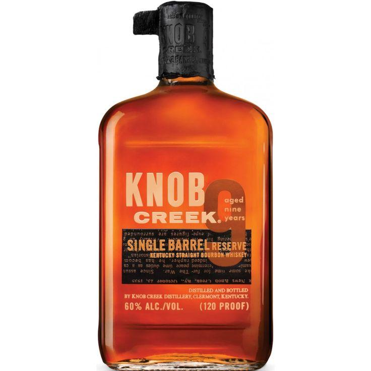 Knob Creek Reserve Single Barrel Bourbon