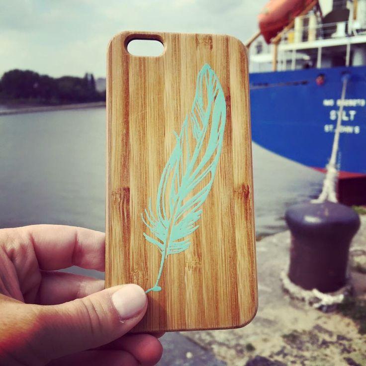 Nachhaltige IPhone 6 Hülle Aus Holz: Bambus Www.bewoodz.de
