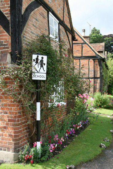 Buckinghamshire, Turville (Vicar of Dibley Village)