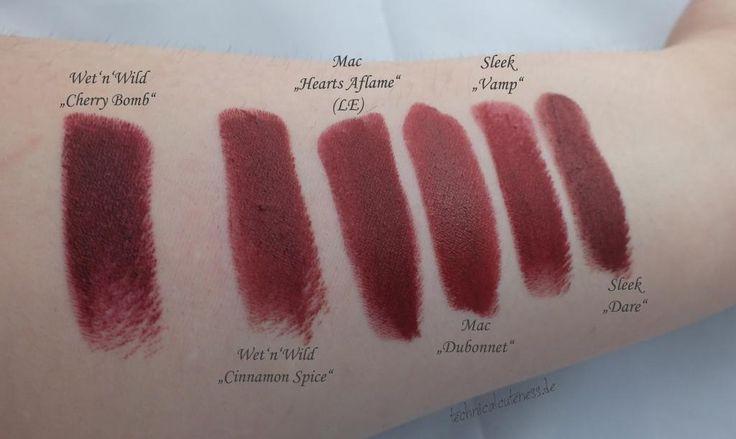 Mac diva vs media lipstick google search lips - Mac cosmetics lipstick diva ...