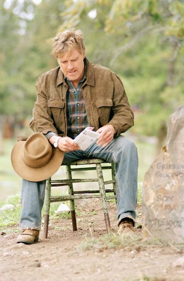 Robert Redford - An Unfinished Life