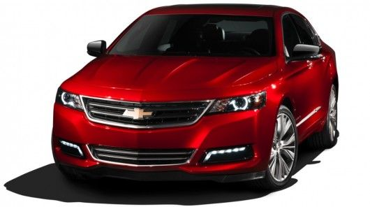 Chevy has released new information on the 2014 Impala.