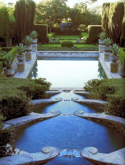 1000 id es sur le th me piscine coquillage sur pinterest margelle volet et resine carrelage - Residence de luxe montecito santa barbara ...