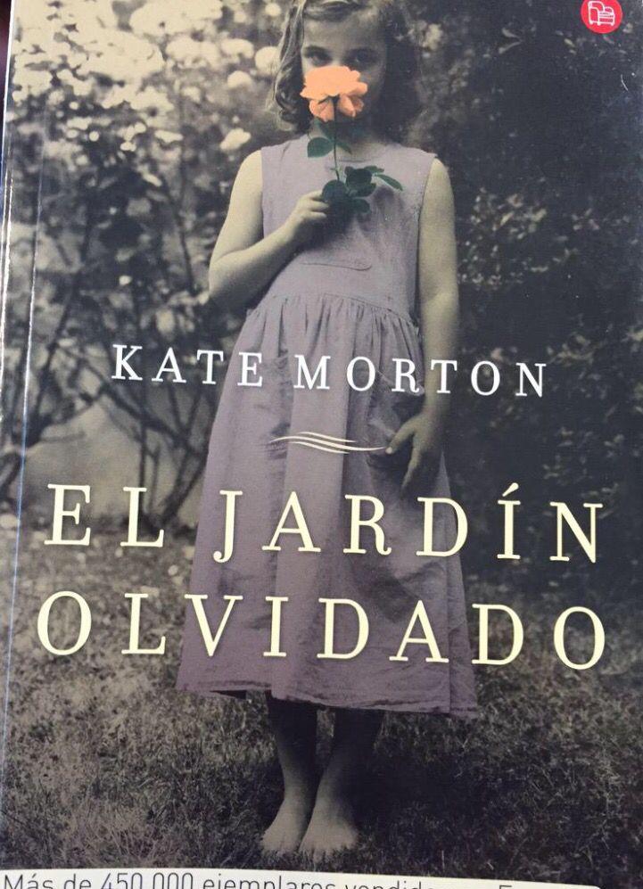 El jardin olvidado kate morton llibres pinterest for Libro jardin olvidado