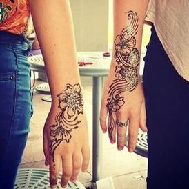 University of Western Sydney, Parramatta Campus, Contact us for all your henna needs, public events and private appointments